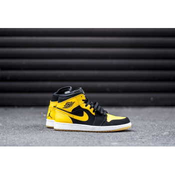 "NIKE : AIR JORDAN 1 MID ""NEW LOVE"""