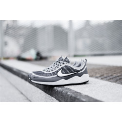 "NIKE : AIR ZOOM SPIRIDON '16 ""DARK GREY"""