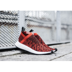 "ADIDAS NMD_CS2 PRIMEKNIT ""RED/BLACK"""